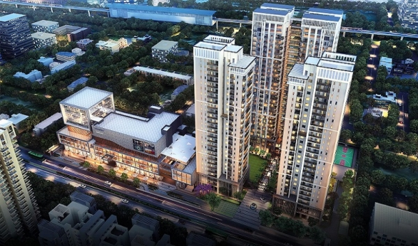 DLF One Midtown Delhi ? Covering Everything Under One Project