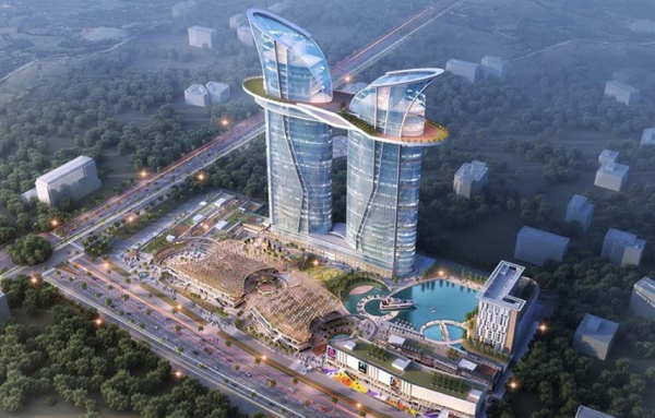 Bhutani Grandthum: The Magnificent Commercial Project by The Bhutani Group