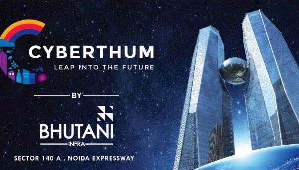 Bhutani Cyberthum Noida Expressway
